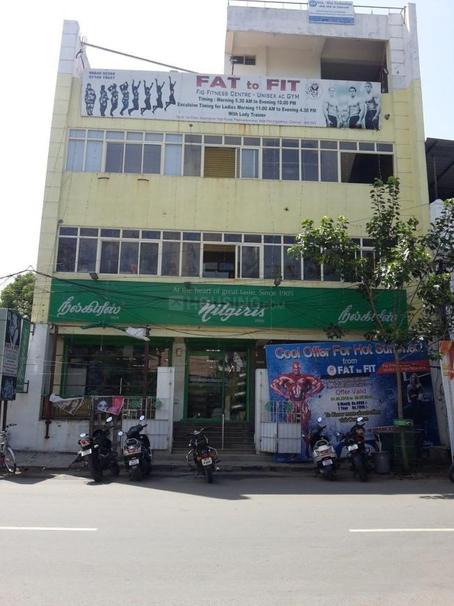 Groceries/Supermarkets Image of 868 - 934 Sq.ft 2 BHK Apartment for buy in Cholamandhal Malligai Flats