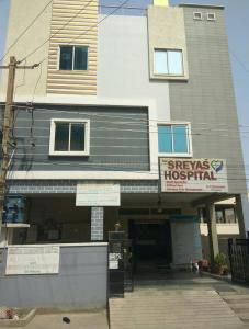Hospitals & Clinics Image of 2062 Sq.ft 3 BHK Apartment for buyin Saroornagar for 9794500