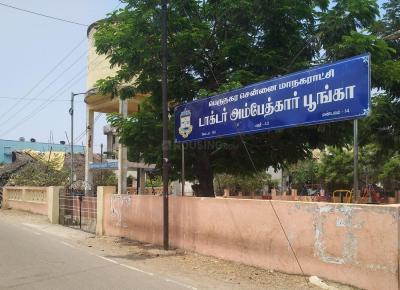 Parks Image of 1200.0 - 2587.0 Sq.ft Residential Plot Plot for buy in Sri Ram Avenue