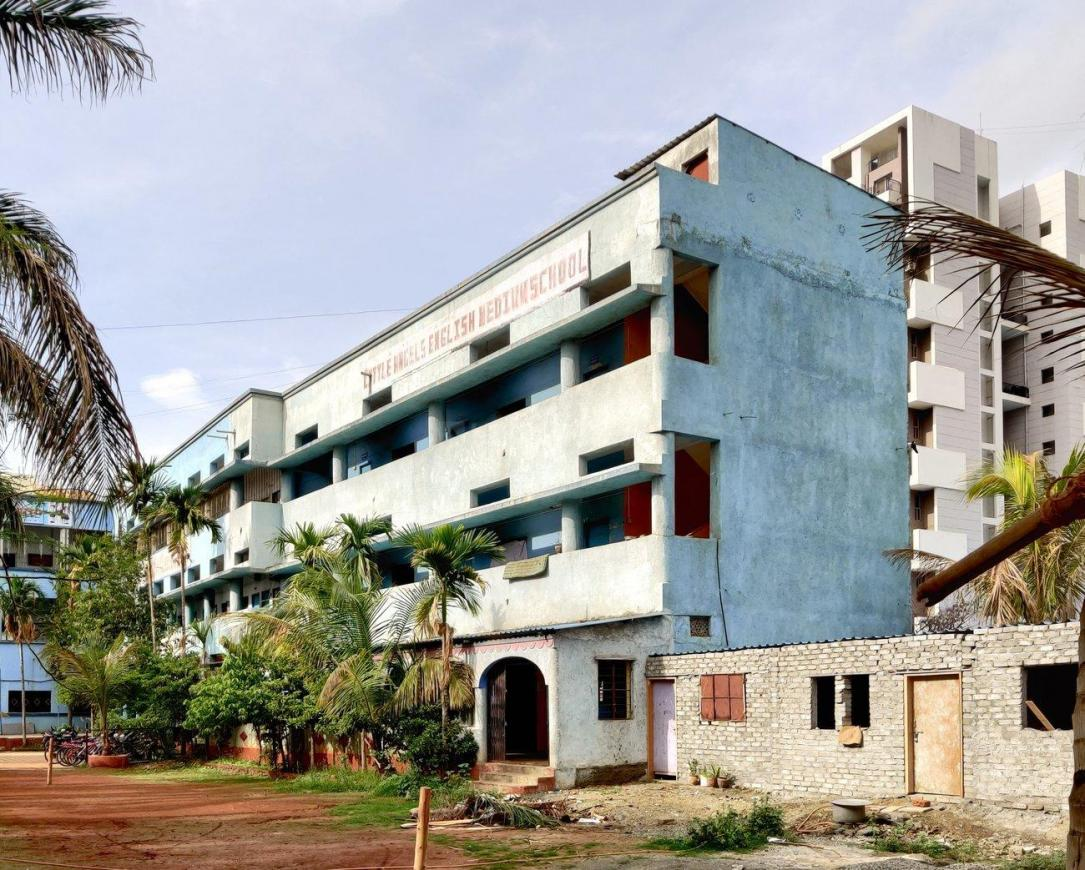 Schools &Universities Image of 734.96 - 1385.96 Sq.ft 2 BHK Apartment for buy in Ghanwat 19 Grand West Wing A