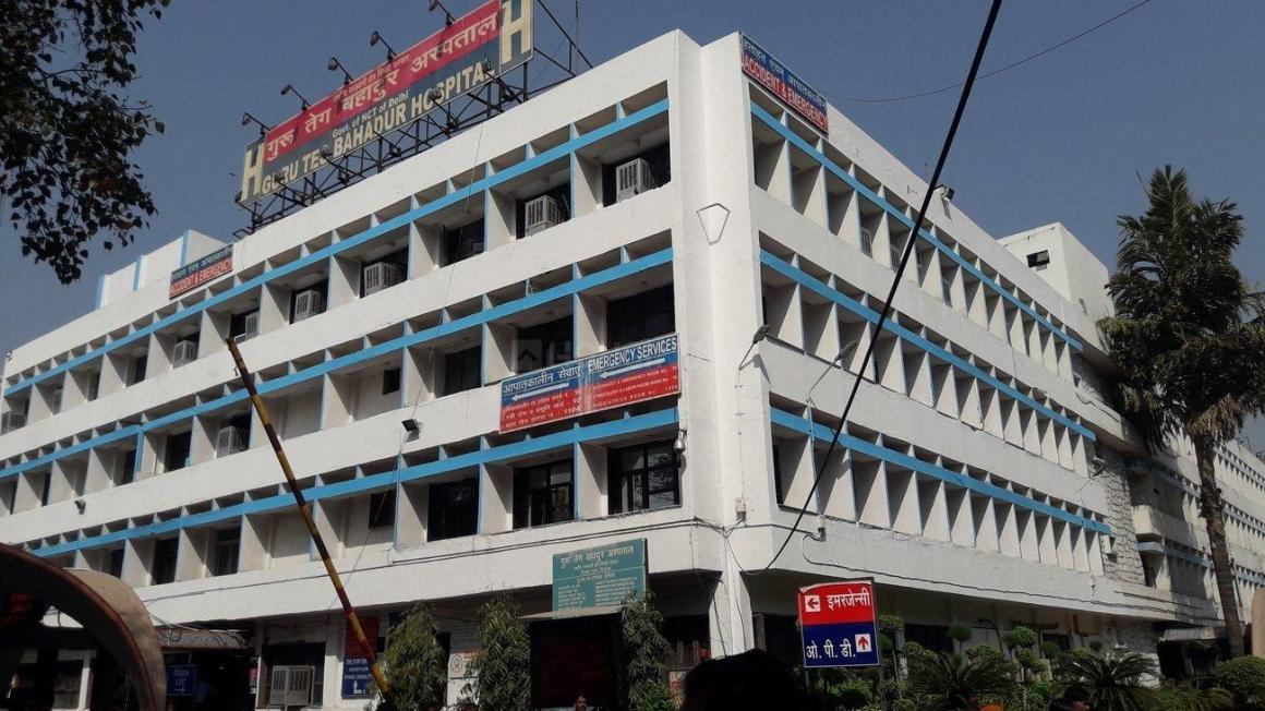 Hospitals & Clinics Image of 1350 Sq.ft 3 BHK Independent Floor for buyin Dilshad Garden for 11000000