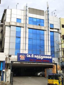 Hospitals & Clinics Image of 1124 Sq.ft 3 BHK Apartment for buyin Adam, Adambakkam for 9300000