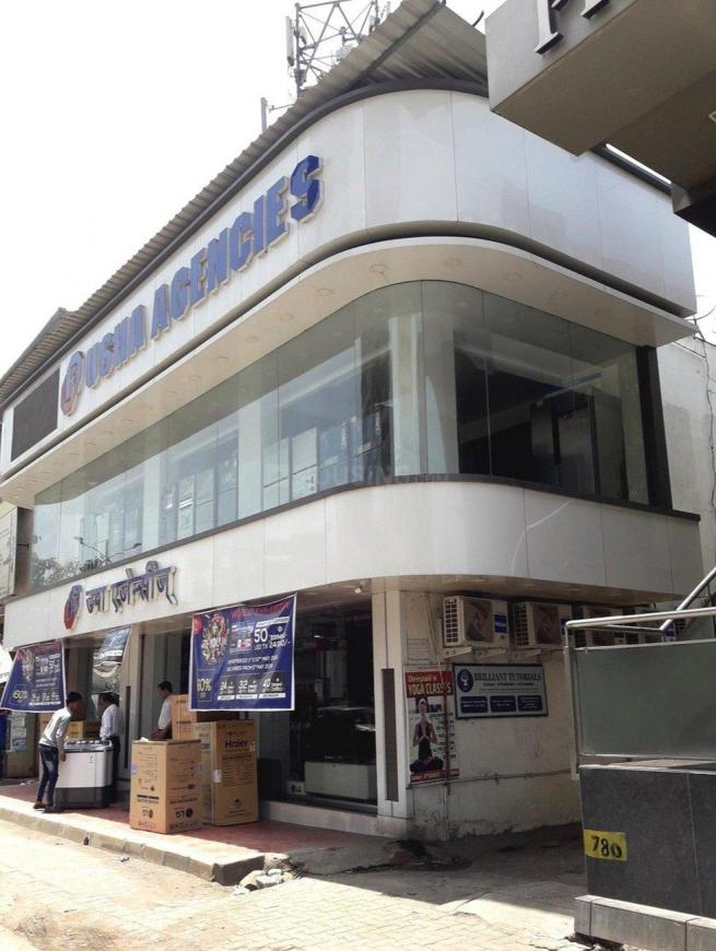 Shopping Malls Image of 551 Sq.ft 1 BHK Independent Floor for buy in Kalyan East for 2200000