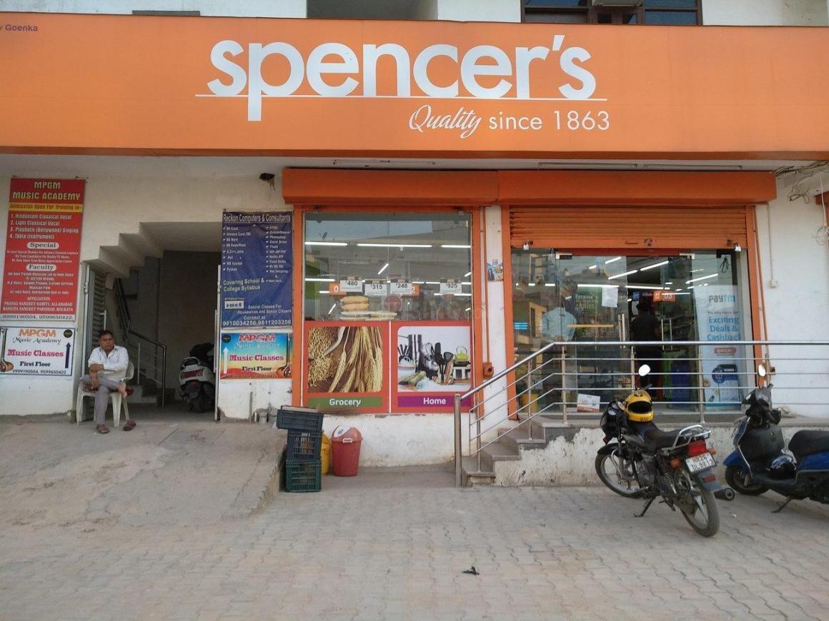 Groceries/Supermarkets Image of 0 - 1325.0 Sq.ft 3 BHK Apartment for buy in Ardee Platinum Greens