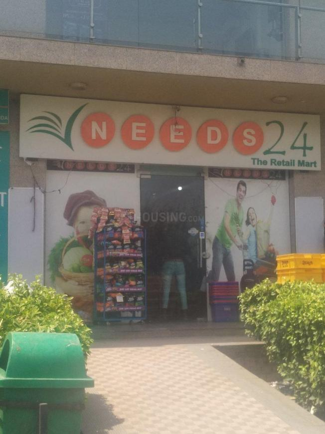 Shops Image of 495 Sq.ft 1 RK Apartment for buy in Sector 137 for 3300000
