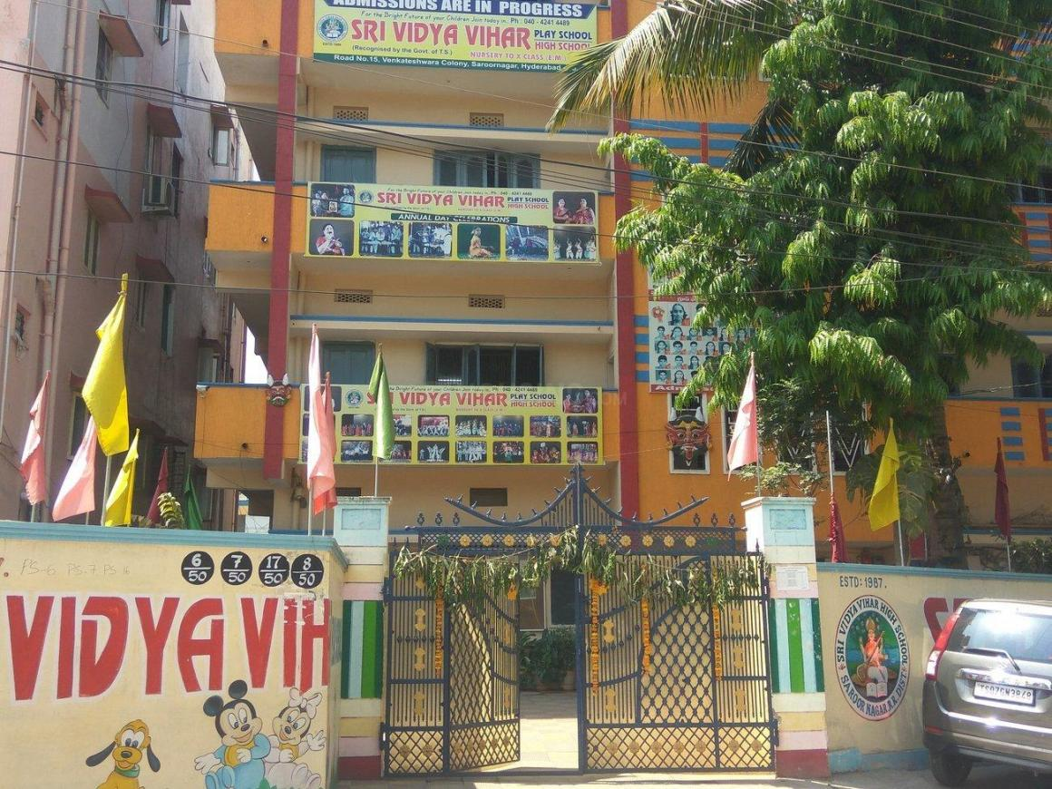 Schools &Universities Image of 1099.96 - 1176.93 Sq.ft 2 BHK Apartment for buy in Sampada TLR Residency