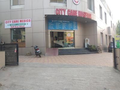 Hospitals & Clinics Image of 1032 Sq.ft 2 BHK Apartment for buyin BramhaCorp The Collection, Wadgaon Sheri for 7100000