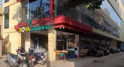 Groceries/Supermarkets Image of 500 Sq.ft 1 BHK Independent Floor for rent in Kaggadasapura for 13000
