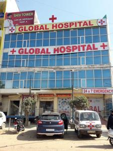 Hospitals & Clinics Image of 0 - 450 Sq.ft 1 BHK Independent Floor for buy in Cube Apartment