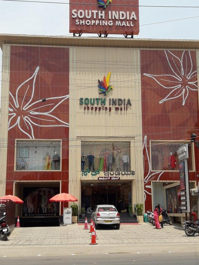 Shopping Malls Image of 800 - 1220 Sq.ft 2 BHK Villa for buy in MIMS Rosedale