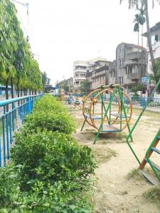 Parks Image of 500 Sq.ft 1 BHK Independent House for buy in AP Purbasa Apartment, Ichapur for 5000000