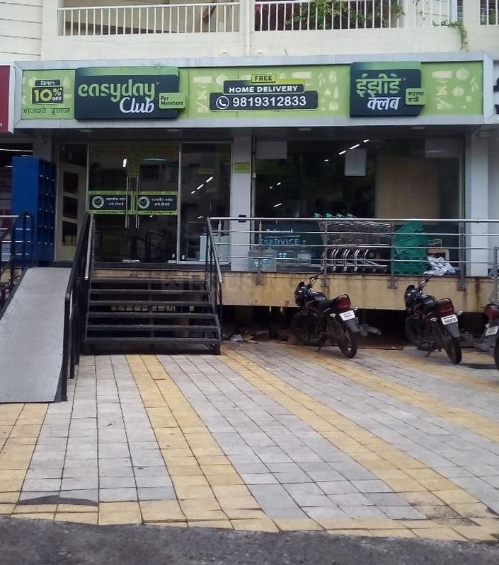 Shopping Malls Image of 2240 Sq.ft 3 BHK Independent House for buy in Karve Nagar for 31000000