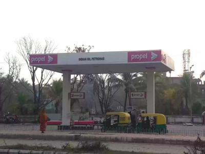 Petrol Pumps Image of 850.0 - 1315.0 Sq.ft 2 BHK Apartment for buy in Rameswara Waterview