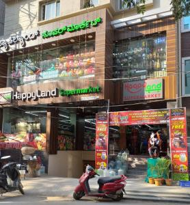 Groceries/Supermarkets Image of 994.26 - 2200.0 Sq.ft 2 BHK Apartment for buy in The Central Regency Address