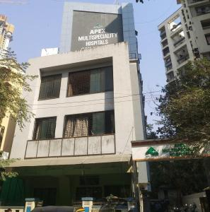 Hospitals & Clinics Image of 650 Sq.ft 1 BHK Apartment for rentin Borivali East for 21000