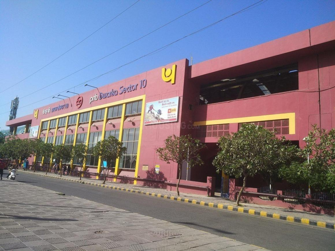 Dwarka Sec-ten Metro Station