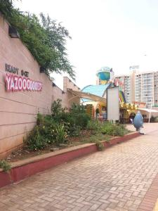 Parks Image of 391.27 - 592.34 Sq.ft 1 BHK Apartment for buy in Vinay Unique Group Corner