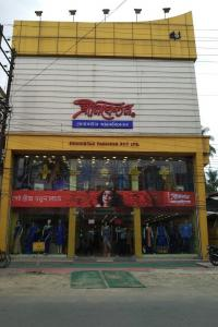 Shopping Malls Image of 720 Sq.ft 2 BHK Apartment for rent in Barasat for 15000