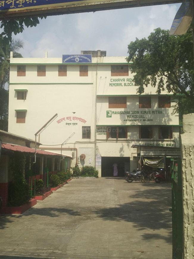 Hospitals & Clinics Image of 1034 Sq.ft 2 BHK Apartment for buyin Thakurpukur for 4200000
