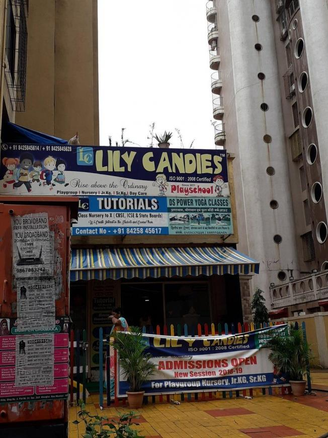 LILY CANDIES SCHOOL