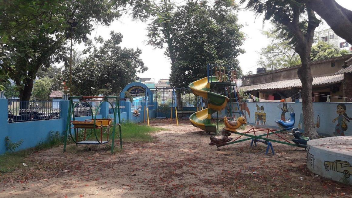 Parks Image of 1130 Sq.ft 3 BHK Apartment for buy in Barrackpore for 2880000