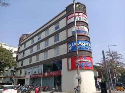 Shopping Malls Image of 0 - 1445.38 Sq.ft 3 BHK Apartment for buy in Moiz Housing Project I