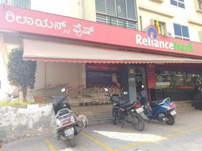 Groceries/Supermarkets Image of 1005.0 - 1385.0 Sq.ft 2 BHK Apartment for buy in Rainbow Nest