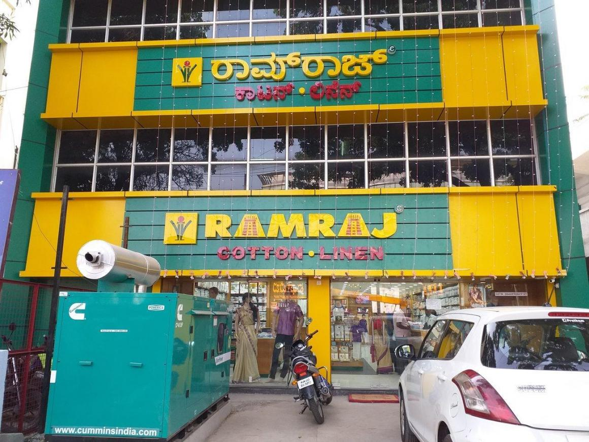 Shops Image of 672 Sq.ft 2 BHK Independent House for buy in Koramangala for 14500000
