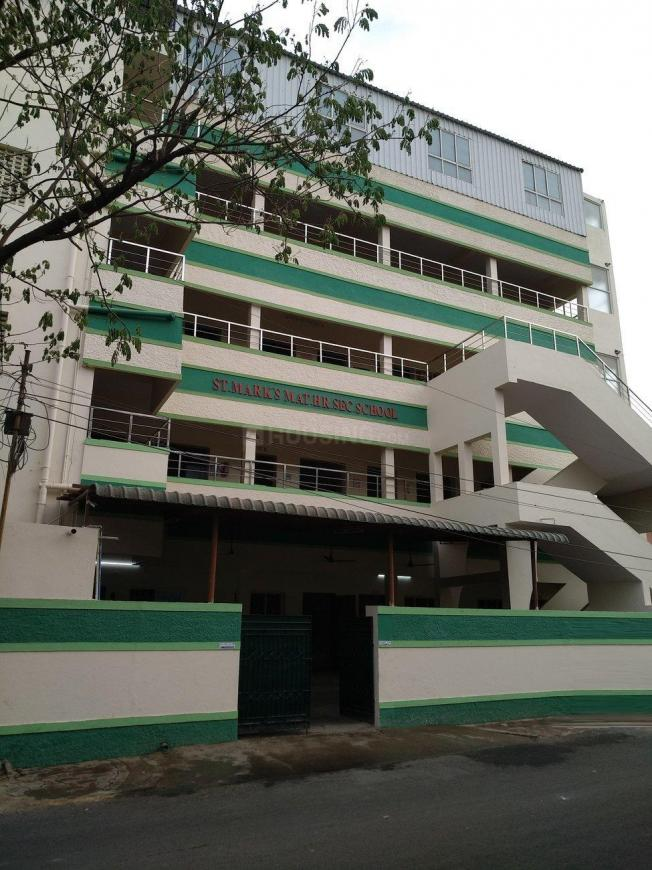 St Marks Matriculation Higher Secondary School