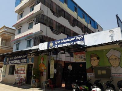 Schools &Universities Image of 1050.0 - 1350.0 Sq.ft 2 BHK Apartment for buy in Royal Paradise