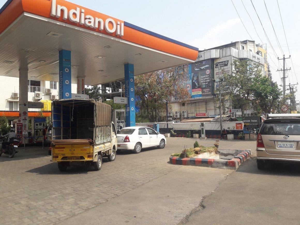Petrol Pumps Image of 205 Sq.ft 1 RK Independent Floor for buy in Kalyan Nagar for 1700000