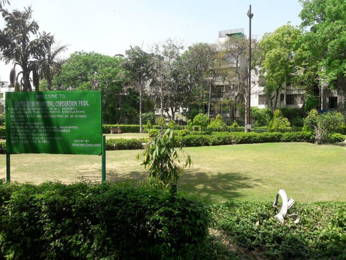 Parks Image of 0 - 7200.0 Sq.ft 4 BHK Independent Floor for buy in United Homes 3