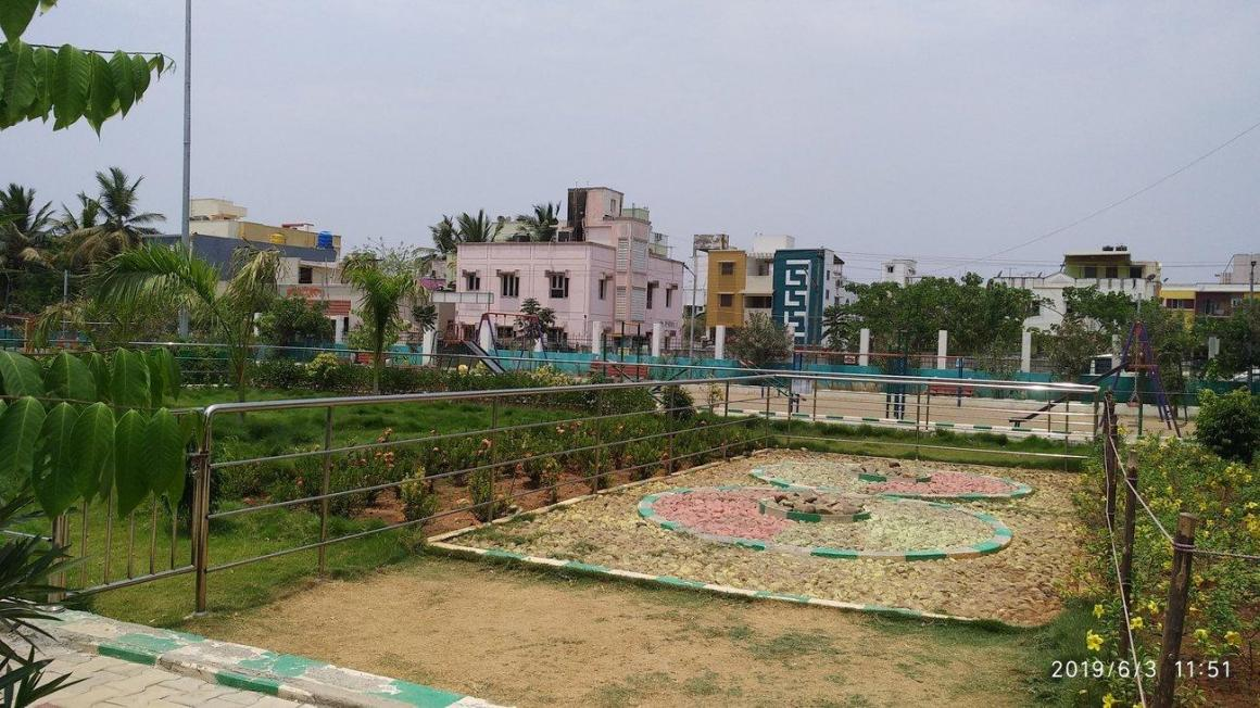 Parks Image of 1800 Sq.ft 3 BHK Independent House for buy in Iyyappanthangal for 9500000
