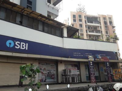 Banks Image of 400 Sq.ft 1 RK Apartment for rent in Thane West for 13000