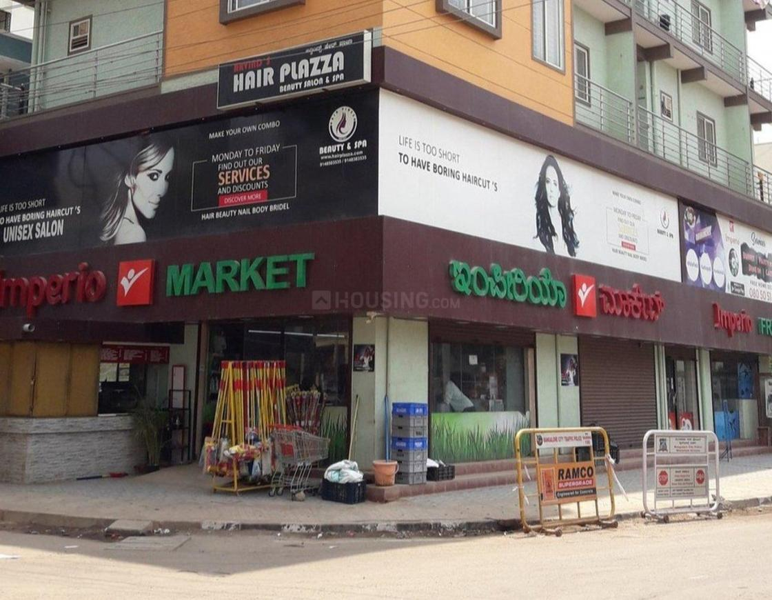 Groceries/Supermarkets Image of 840 Sq.ft 1 BHK Apartment for buy in Whitefield for 5800000