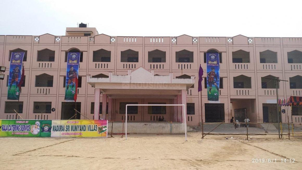 Schools & Universities Image of 499 Sq.ft 1 BHK Apartment for buy in Iyyappanthangal for 2844300