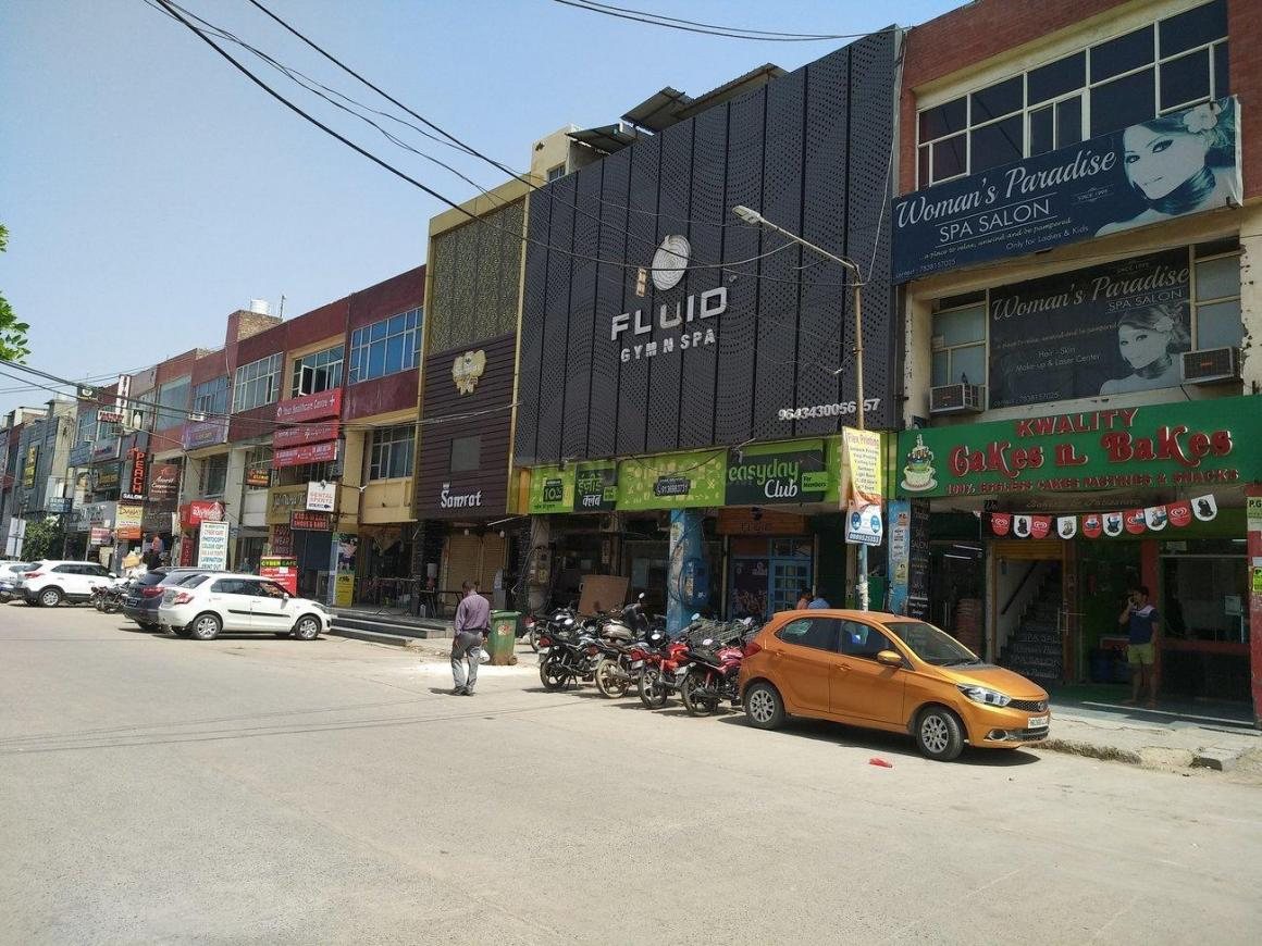 Groceries/Supermarkets Image of 0 - 4843.0 Sq.ft Residential Plot Plot for buy in HUDA Pace City 1