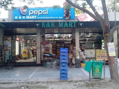 Groceries/Supermarkets Image of 650 Sq.ft 2 BHK Apartment for buy in Sector 21 for 4500000