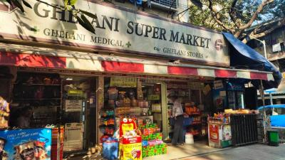 Groceries/Supermarkets Image of 263.0 - 350.0 Sq.ft 1 RK Apartment for buy in Dalal Vasant Nirvana