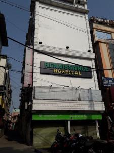 Hospitals & Clinics Image of 800 Sq.ft 2 BHK Independent Floor for rentin Kaikhali for 12000