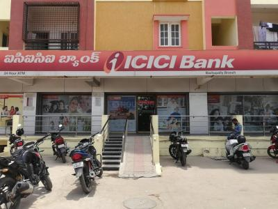 Banks Image of 1540 Sq.ft 3 BHK Apartment for rent in Bachupally for 11000