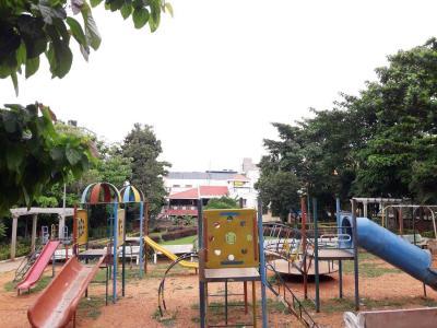 तिरुमला आरके पैरामाउंट में खरीदने के लिए 770 - 1945 Sq.ft 2 BHK अपार्टमेंट पार्क  की तस्वीर