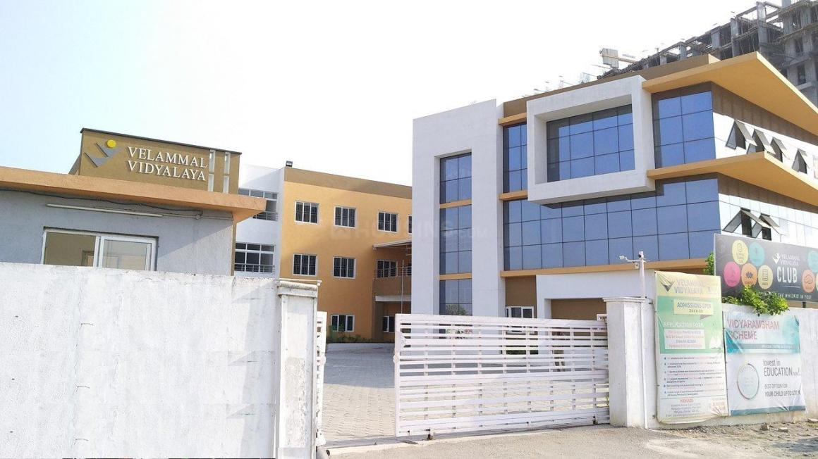 Schools & Universities Image of 1114 Sq.ft 3 BHK Independent House for buy in Mangadu for 6500000