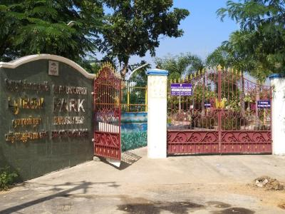 Parks Image of 1183 Sq.ft 2 BHK Apartment for buy in Sholinganallur for 7890796