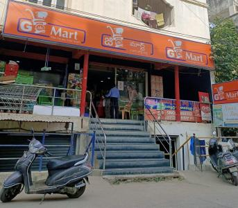 Groceries/Supermarkets Image of 800 - 1120 Sq.ft 2 BHK Apartment for buy in Manbhum Srilata