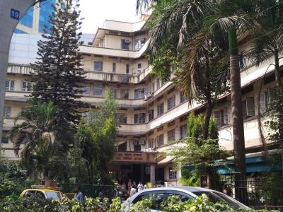 Hospitals & Clinics Image of 2285 Sq.ft 3 BHK Apartment for rentin L&T Crescent Bay T5, Parel for 110000