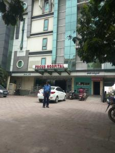 Hospitals & Clinics Image of 500 Sq.ft 1 BHK Independent Floor for rentin Champapet for 5700