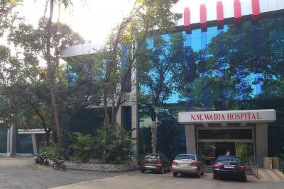 Hospitals & Clinics Image of 1800 Sq.ft 3 BHK Apartment for buyin Gokhale Vyankateshprasad, Shukrawar Peth for 26000000