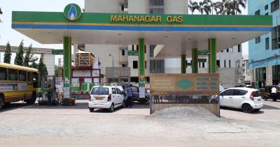 Petrol Pumps Image of 950 Sq.ft 2 BHK Apartment for rent in Ghansoli for 35000