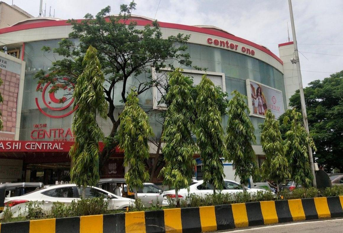 Shopping Malls Image of  Sq.ft Residential Plot for buy in Vashi for 598950
